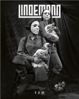 Lindemann (Till Lindemann/Peter Tägtgren) - F & M (Deluxe Hardcover Edition)