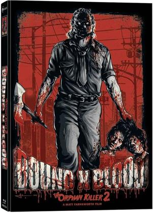 Bound X Blood - The Orphan Killer 2 (2019) (Cover A, Limited Edition, Mediabook, Uncut, Blu-ray + DVD)
