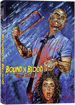 Bound X Blood - The Orphan Killer 2 (2019) (Cover B, Limited Edition, Mediabook, Uncut, Blu-ray + DVD)