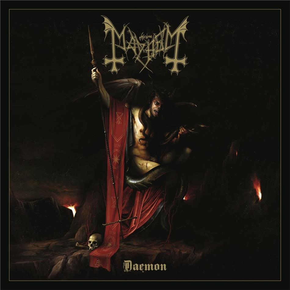 Mayhem - Daemon (Black / Green Vinyl, LP + CD)