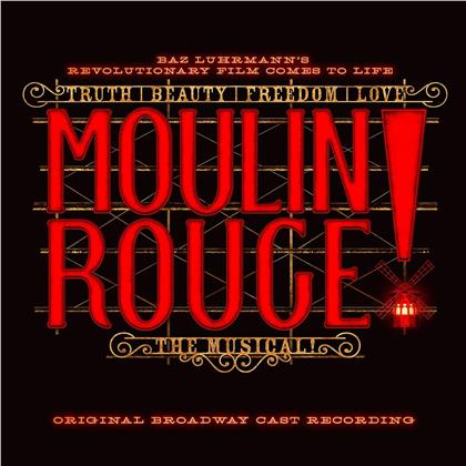 Moulin Rouge - Original Broadway Cast