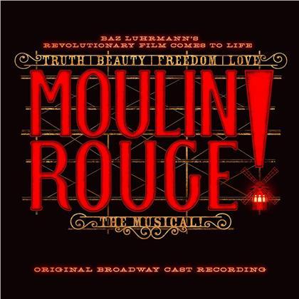 Moulin Rouge - Original Broadway Cast