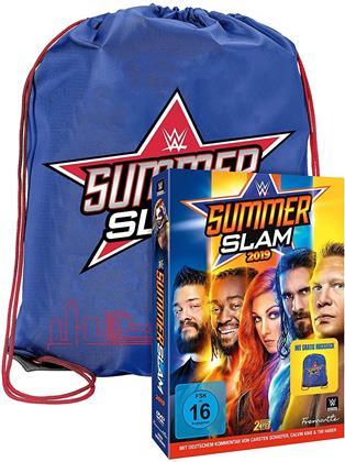 WWE - Summerslam 2019 (+ Rucksack, 2 DVDs)