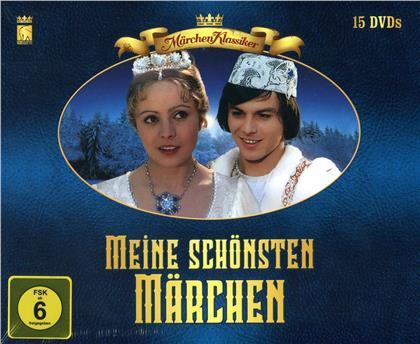 Meine schönsten Märchen (Märchenklassiker, Neuauflage, 15 DVDs)