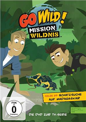 Go Wild! - Mission Wildnis - Folge 29: Schatzsusche auf Madagaskar