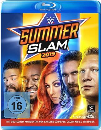 WWE - Summerslam 2019