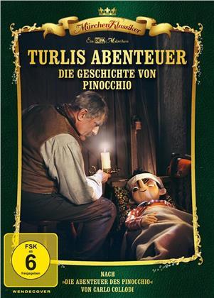 Turlis Abenteuer - Die Geschichte von Pinocchio (Märchen Klassiker)