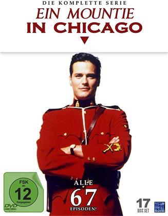 Ein Mountie in Chicago - Die komplette Serie (17 DVDs)
