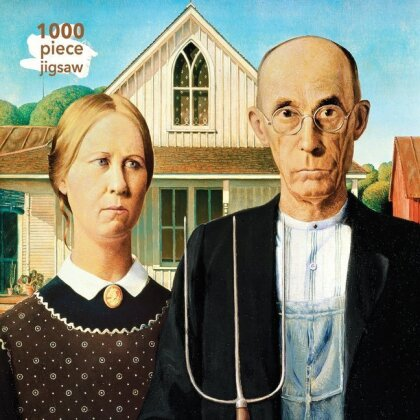 American Gothic (Puzzle)