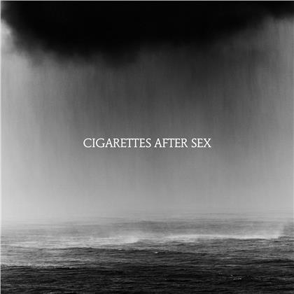Cigarettes After Sex - Cry (Limited, Clear Vinyl, LP)