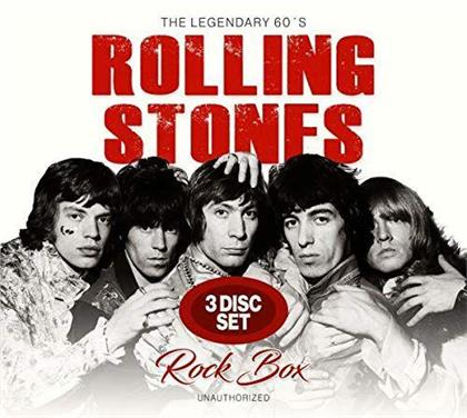The Rolling Stones - Rock Box (3 CDs)