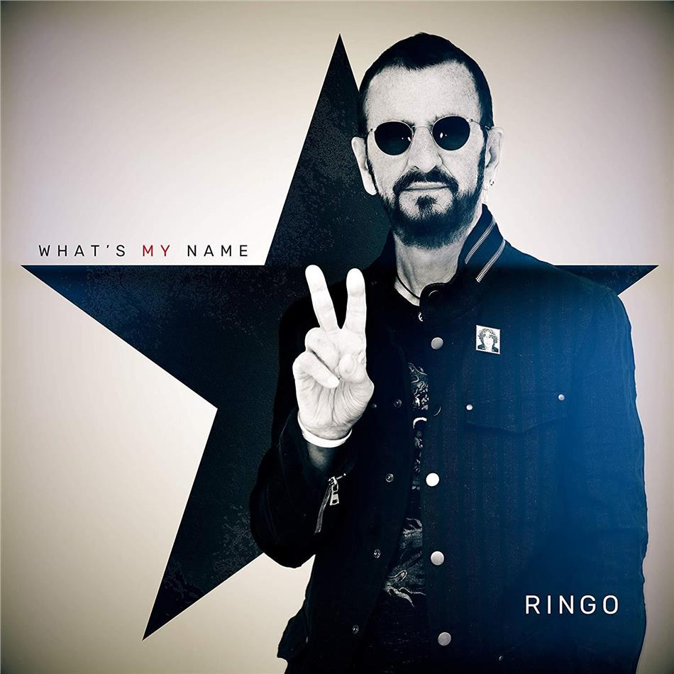 Ringo Starr - What's My Name (LP)