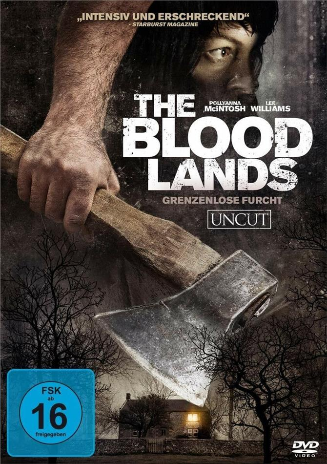 The Blood Lands - Grenzenlose Furcht (2014) (Uncut)