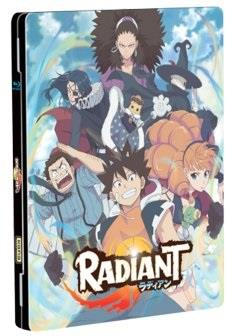 Radiant - Saison 1 (Limited Edition, Steelbook, 3 Blu-rays)