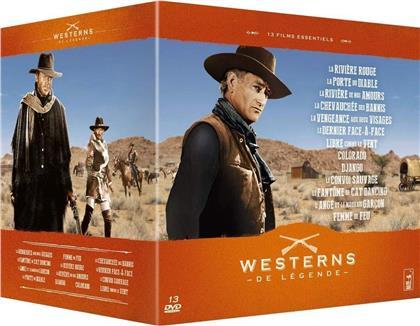 Westerns de Légende - 13 Films Essentiels (13 DVDs)
