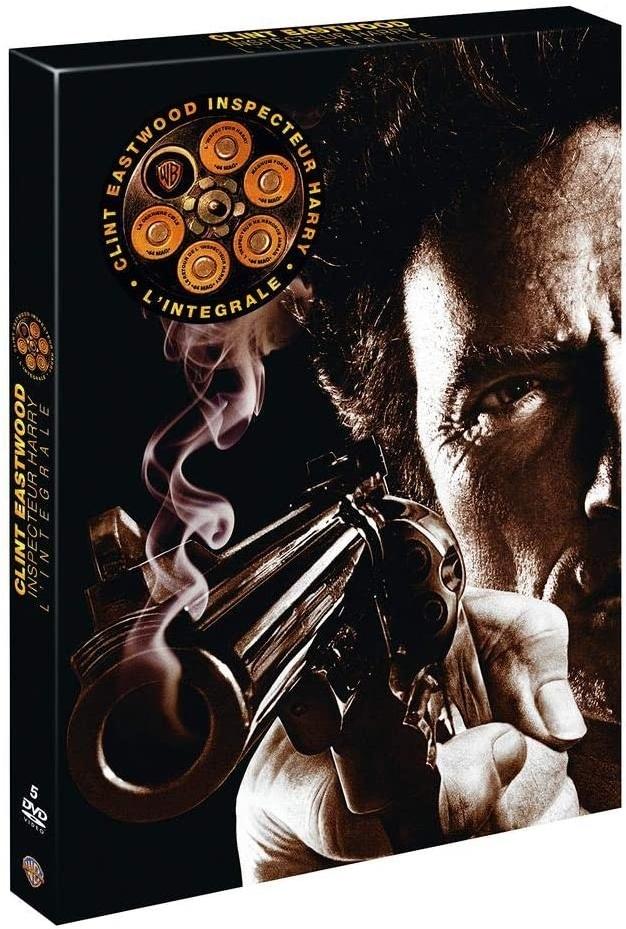 Inspecteur Harry - L'integrale (5 DVDs)