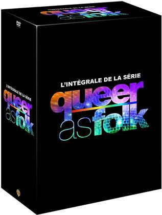 Queer As Folk - L'intégrale de la série (23 DVDs)