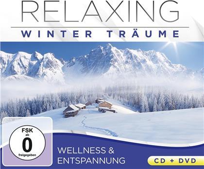 Relaxing - Winterträume (CD + DVD)