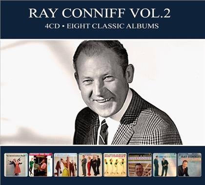 Ray Conniff - Eight Classic Albums (Digipack, 4 CDs)