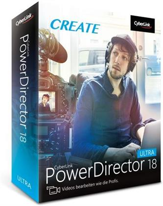 CyberLink PowerDirector 18 Ultra