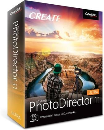 CyberLink PhotoDirector 11 Ultra