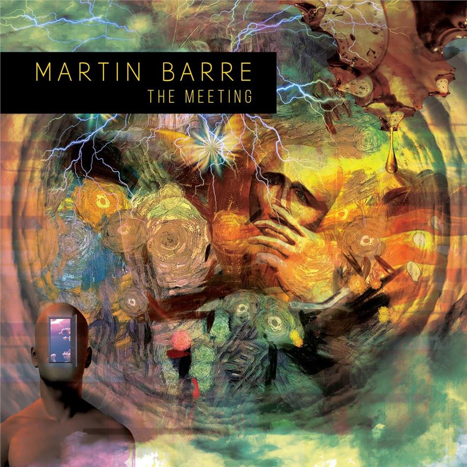 Martin Barre (Jethro Tull) - Meeting (2019 Reissue, Remastered)