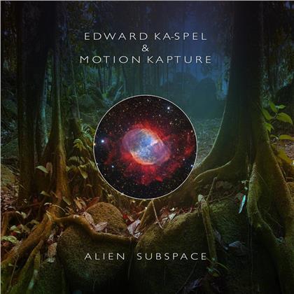 Edward Ka-Spel (Legendary Pink Dots) & Motion Kapture - Alien Subspace