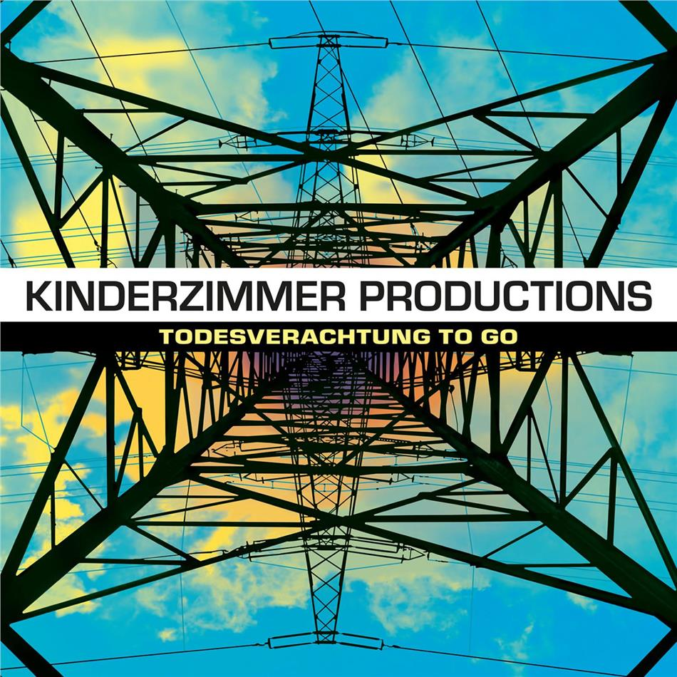 Kinderzimmer Productions - Todesverachtung To Go (Limited, Colored, LP)