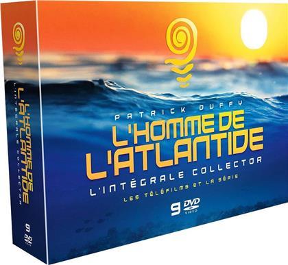 L'homme de l'Atlantide - L'intégrale de la série et les téléfilms (Collector's Edition, 9 DVDs)