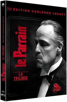 Le Parrain - La Trilogie - Édition Corleone Legacy (4 Blu-rays)