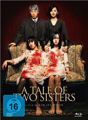 A Tale of Two Sisters (2003) (Limited Collector's Edition, Mediabook, Blu-ray + DVD)