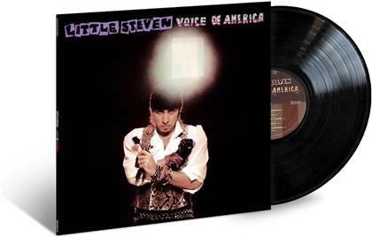 Little Steven - Voice Of America (2019 Reissue, Universal, LP)