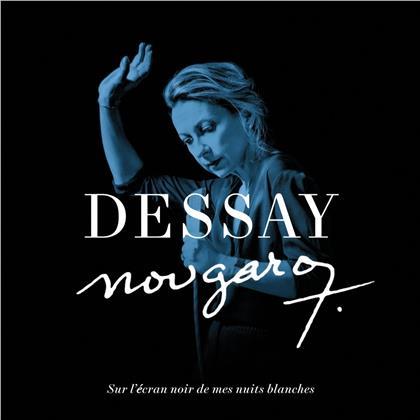 Natalie Dessay - Nougaro : Sur L'ecran Noir De Mes Nuits Blanches