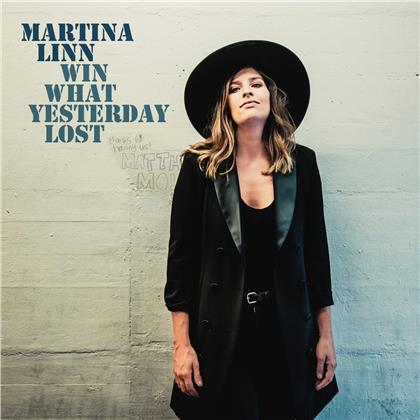 Martina Linn - Win What Yesterday Lost