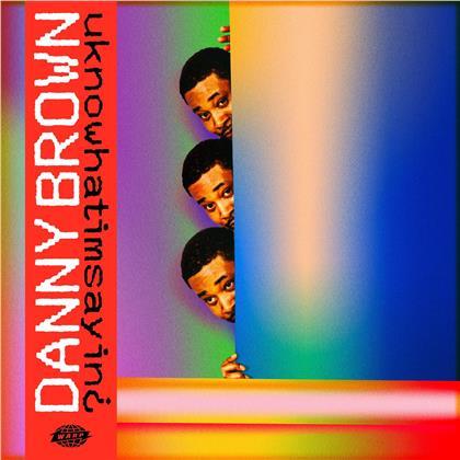 Danny Brown - Uknowhatimsayin (Digipack)