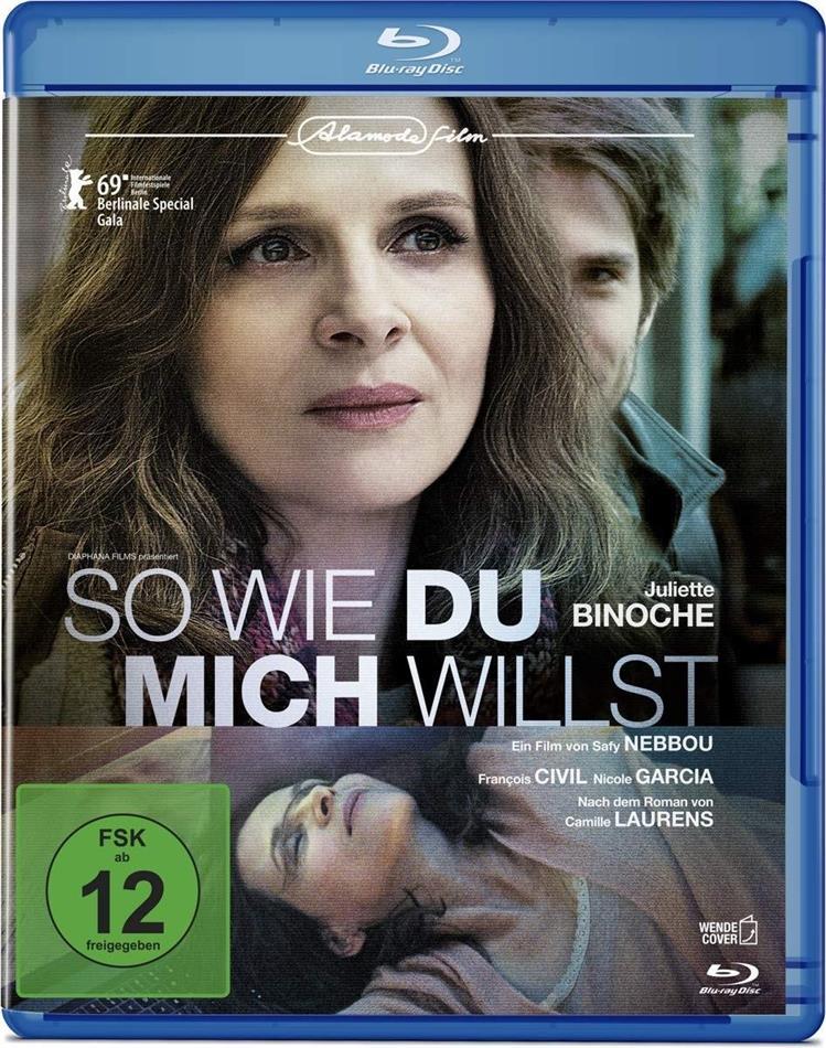 So wie du mich willst (2019)