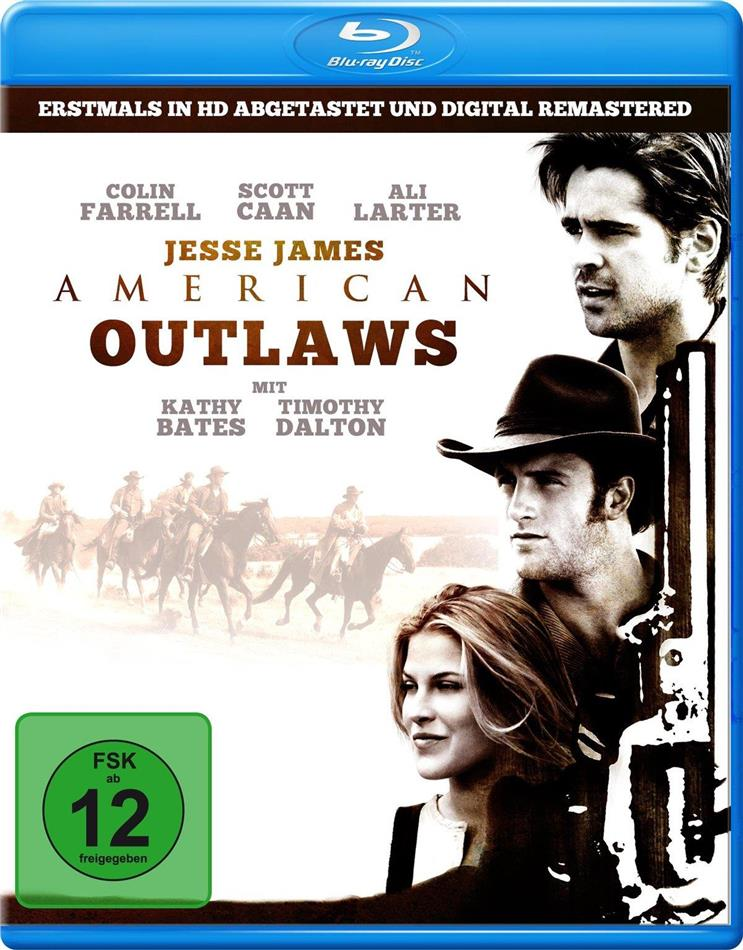 American Outlaws - Jesse James (2001) (Remastered)