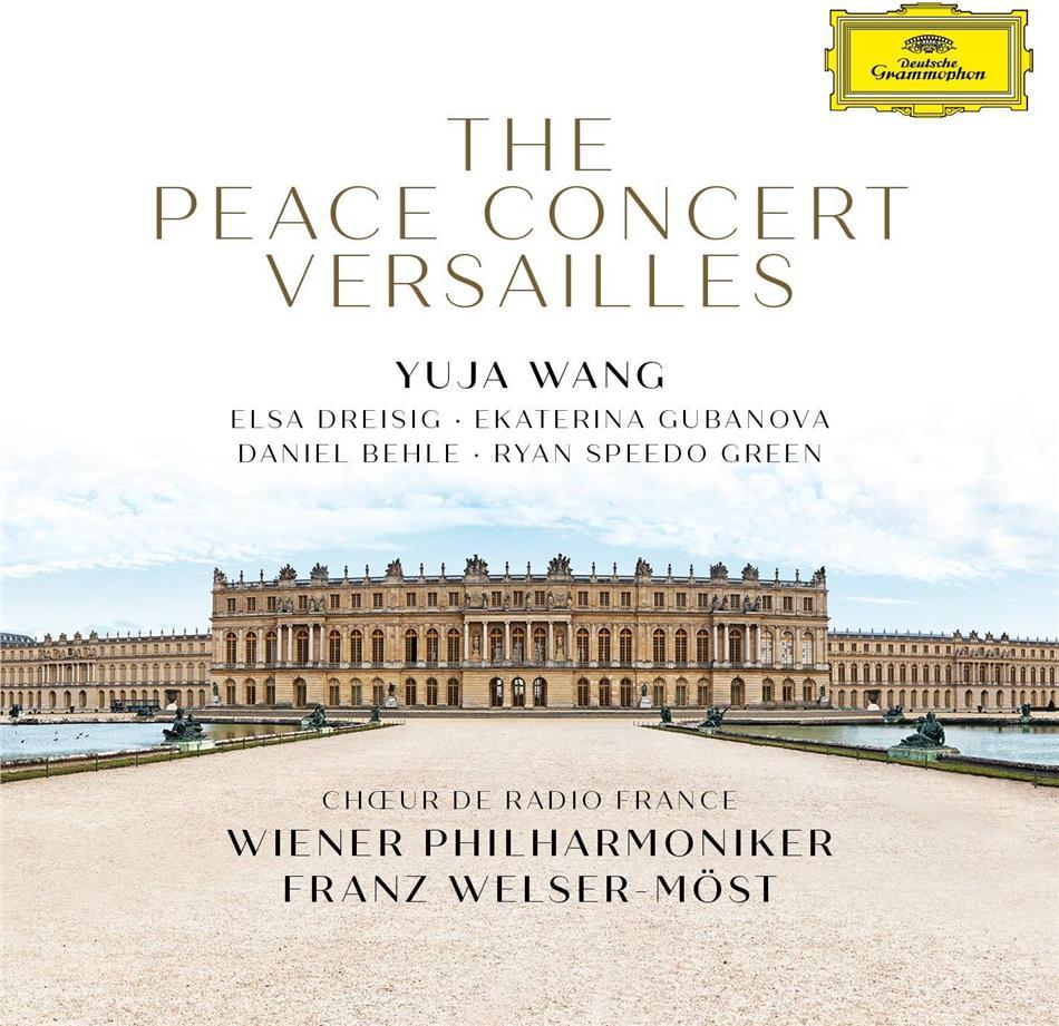 Franz Welser-Möst, Yuja Wang & Wiener Philharmoniker - The Peace Concert Versailles - Live