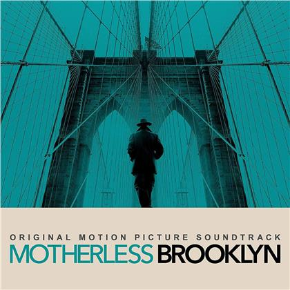 Thom Yorke & Flea (Red Hot Chili Peppers) - Motherless Brooklyn - OST (LP)