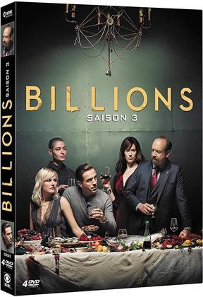 Billions - Saison 3 (4 DVD)