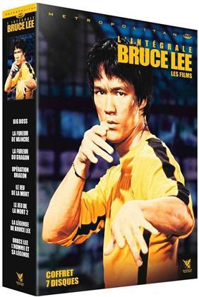 Bruce Lee - L'intégrale des films (7 DVDs)