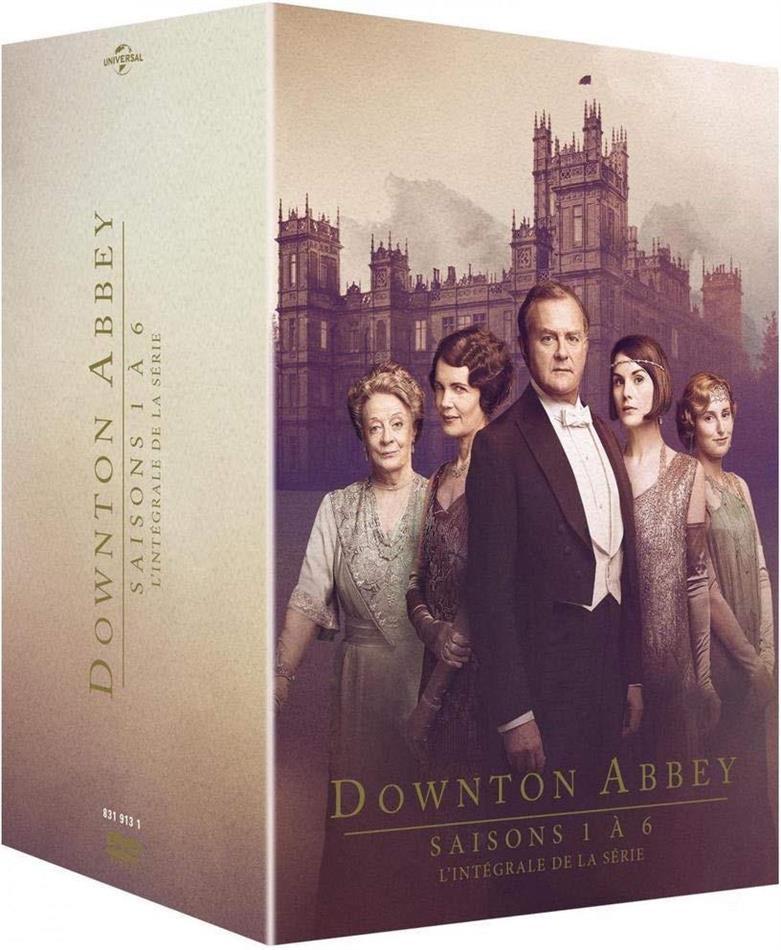 Downton Abbey - Saisons 1-6 (23 DVDs)