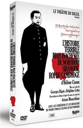 L'histoire terrible mais inachevée de Norodom Sihanouk, roi du Cambodge (2 DVDs)