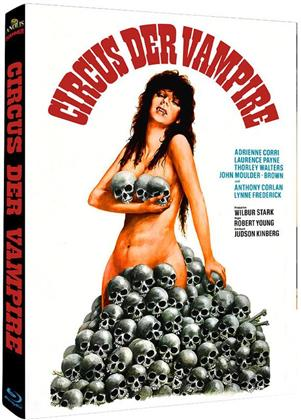 Circus der Vampire (1971) (Cover C, Hammer Edition, Limited Edition, Mediabook)