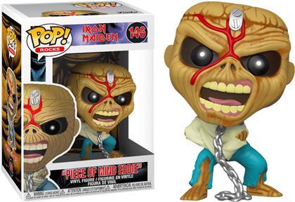 Funko Pop! Rocks: - Iron Maiden - Piece Of Mind (Skeleton Eddie)