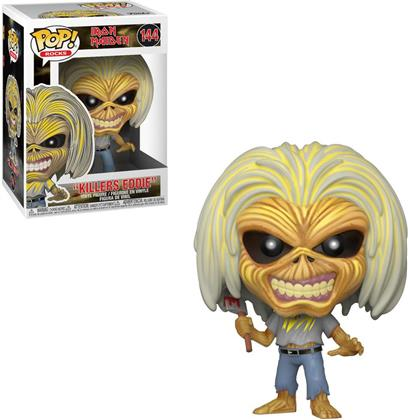 Funko Pop! Rocks: - Iron Maiden - Killers (Skeleton Eddie)