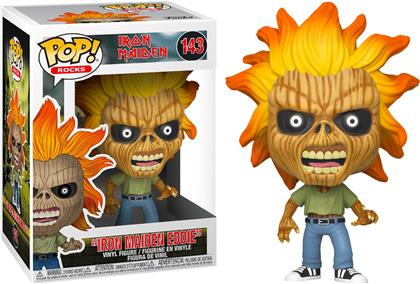 Funko Pop! Rocks: - Iron Maiden - Iron Maiden (Skeleton Eddie)