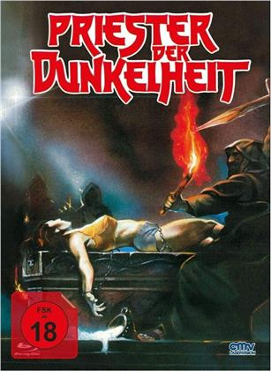 Priester der Dunkelheit (1972) (Limited Edition, Mediabook, Blu-ray + DVD)