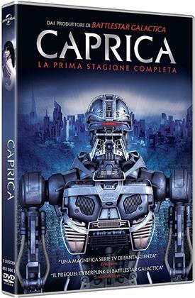 Caprica - Stagione 1 (Neuauflage, 5 DVDs)