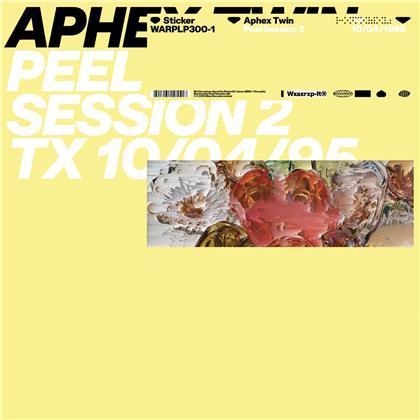 "Aphex Twin - Peel Session 2 (12"" Maxi + Digital Copy)"